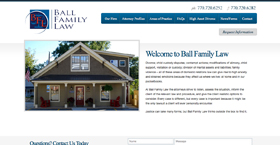 Ball Family Law